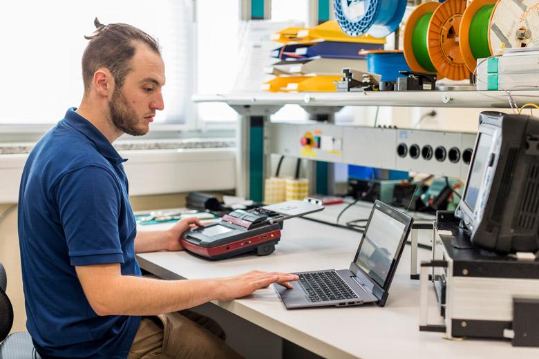 Glasfaser Technologie Service