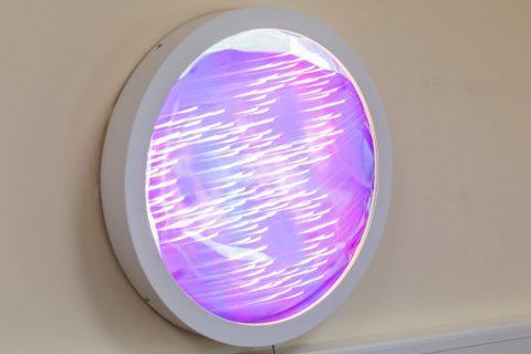 LED-Lamp Moving-Light
