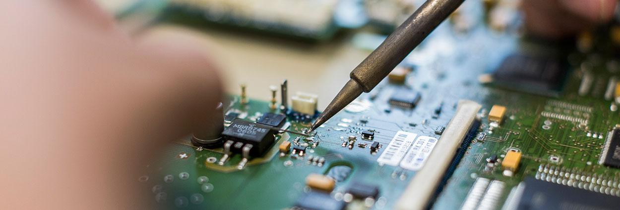 Mechatronik Geraetebau Maschinenbau