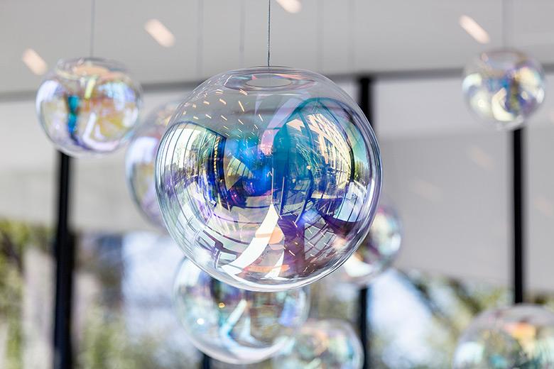 WALO-TLOLED-Leuchte IRIS